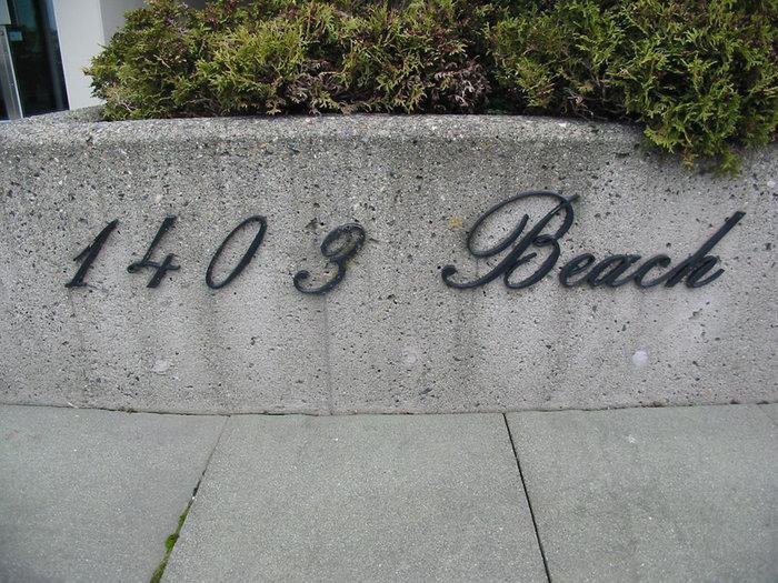 1403 beach!