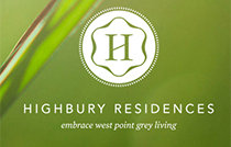 Highbury Residences 1981 HIGHBURY V6R 3T4