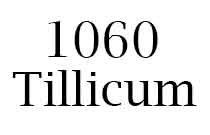 1060 Tillicum 1060 Tillicum V9A 2A3