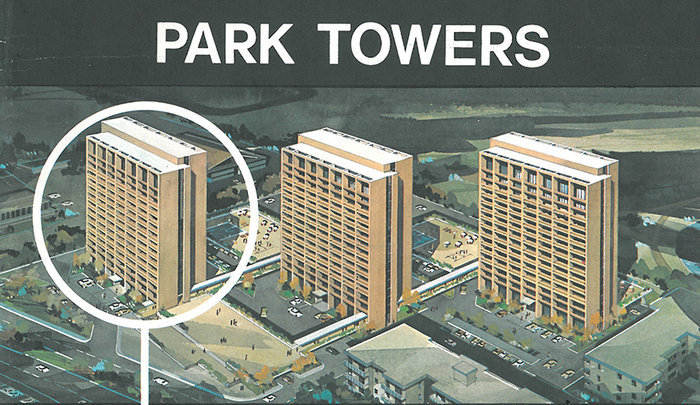 Park Towers on Minoru!