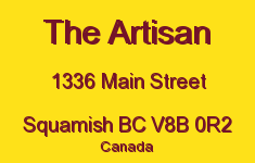 The Artisan 1336 MAIN V8B 0R2