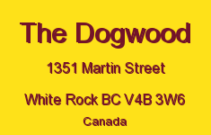 The Dogwood 1351 MARTIN V4B 3W6