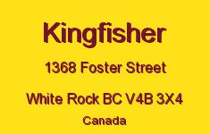 Kingfisher 1368 FOSTER V4B 3X4