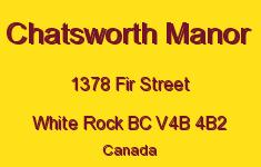 Chatsworth Manor 1378 FIR V4B 4B2