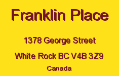 Franklin Place 1378 GEORGE V4B 3Z9