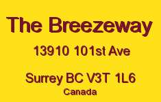 The Breezeway 13910 101ST V3T 1L6
