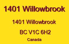 1401 Willowbrook Estates 1401 WILLOWBROOK V1C 6H2