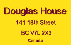 Douglas House 141 18TH V7L 2X3