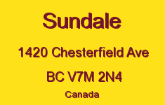 Sundale 1420 CHESTERFIELD V7M 2N4