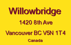 Willowbridge 1420 8TH V5N 1T4