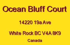 Ocean Bluff Court 14220 19A V4A 8K9