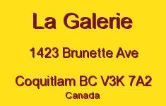 La Galerie 1423 BRUNETTE V3K 7A2