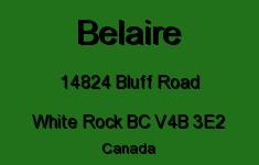 Belaire 14824 BLUFF V4B 3E2