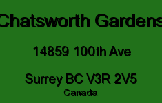 Chatsworth Gardens 14859 100TH V3R 2V5