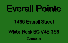Everall Pointe 1486 EVERALL V4B 3S8
