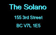 The Solano 155 3RD V7L 1E5