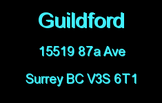 Guildford 15519 87A V3S 6T1