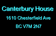 Canterbury House 1610 CHESTERFIELD V7M 2N7