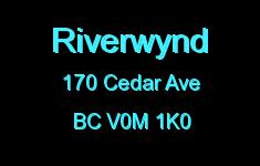 Riverwynd 170 CEDAR V0M 1K0