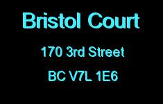Bristol Court 170 3RD V7L 1E6