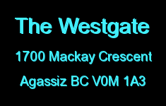 The Westgate 1700 MACKAY V0M 1A3