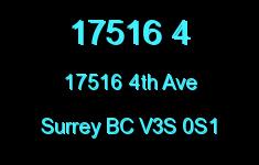 17516 4 17516 4TH V3S 0S1