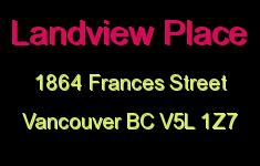 Landview Place 1864 FRANCES V5L 1Z7