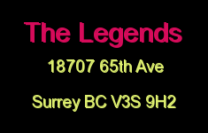 The Legends 18707 65TH V3S 9H2