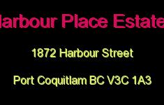 Harbour Place Estates 1872 HARBOUR V3C 1A3