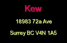 Kew 18983 72A V4N 5Y8