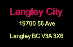 Langley City 19700 56 V3A 3X6