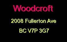 Woodcroft 2008 FULLERTON V7P 3G7
