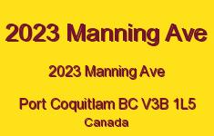 2023 Manning Ave 2023 MANNING V3B 1L5