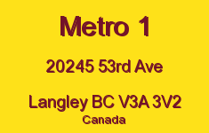 Metro 1 20245 53RD V3A 3V2