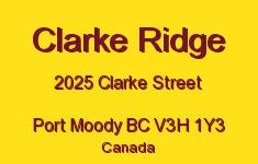 Clarke Ridge 2025 CLARKE V3H 1Y3