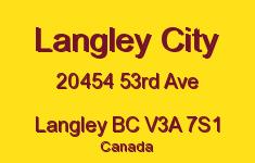 Langley City 20454 53RD V3A 7S1