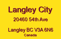 Langley City 20460 54TH V3A 6N6