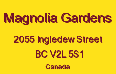 Magnolia Gardens 2055 INGLEDEW V2L 5S1