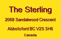 The Sterling 2068 SANDALWOOD V2S 3H6