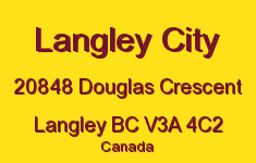 Langley City 20848 DOUGLAS V3A 4C2