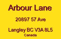 Arbour Lane 20897 57 V3A 8L5