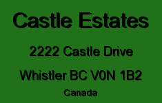 Castle Estates 2222 CASTLE V0N 1B2