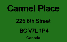 Carmel Place 225 6TH V7L 1P4