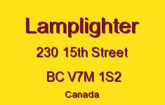 Lamplighter 230 15TH V7M 1S2