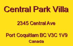 Central Park Villa 2345 CENTRAL V3C 1V9