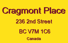 Cragmont Place 236 2ND V7M 1C6