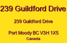 239 Guildford Drive 239 GUILDFORD V3H 1X5