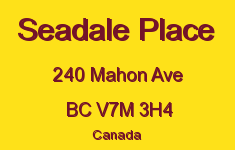 Seadale Place 240 MAHON V7M 3H4