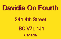 Davidia On Fourth 241 4TH V7L 1J1