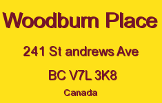 Woodburn Place 241 ST ANDREWS V7L 3K8